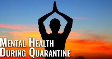 mental health during quarantine
