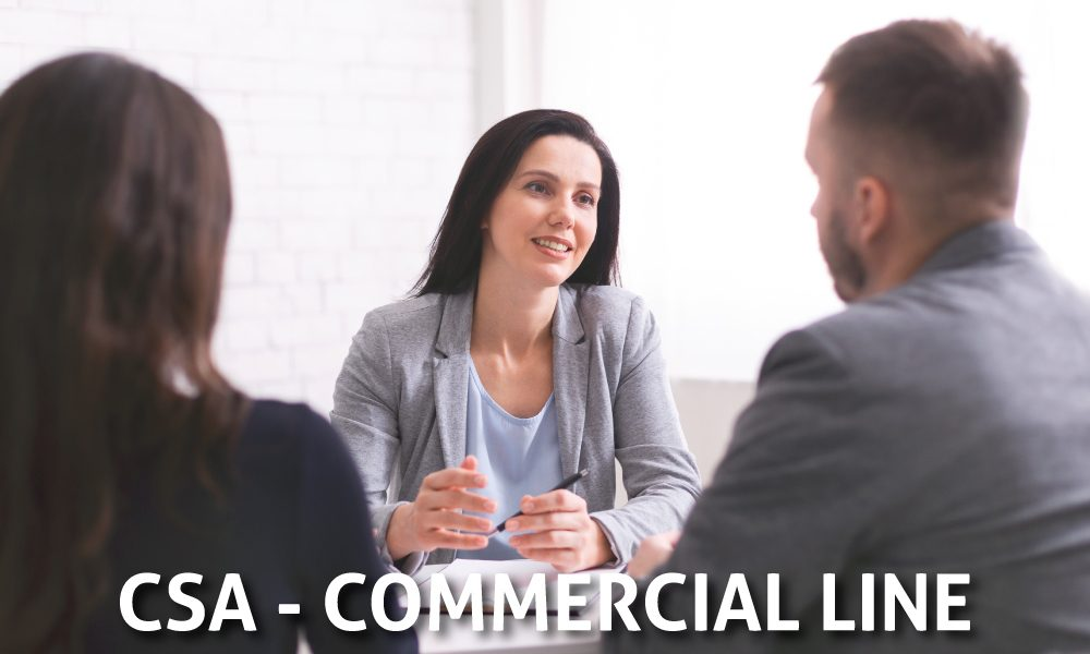csa commercial line