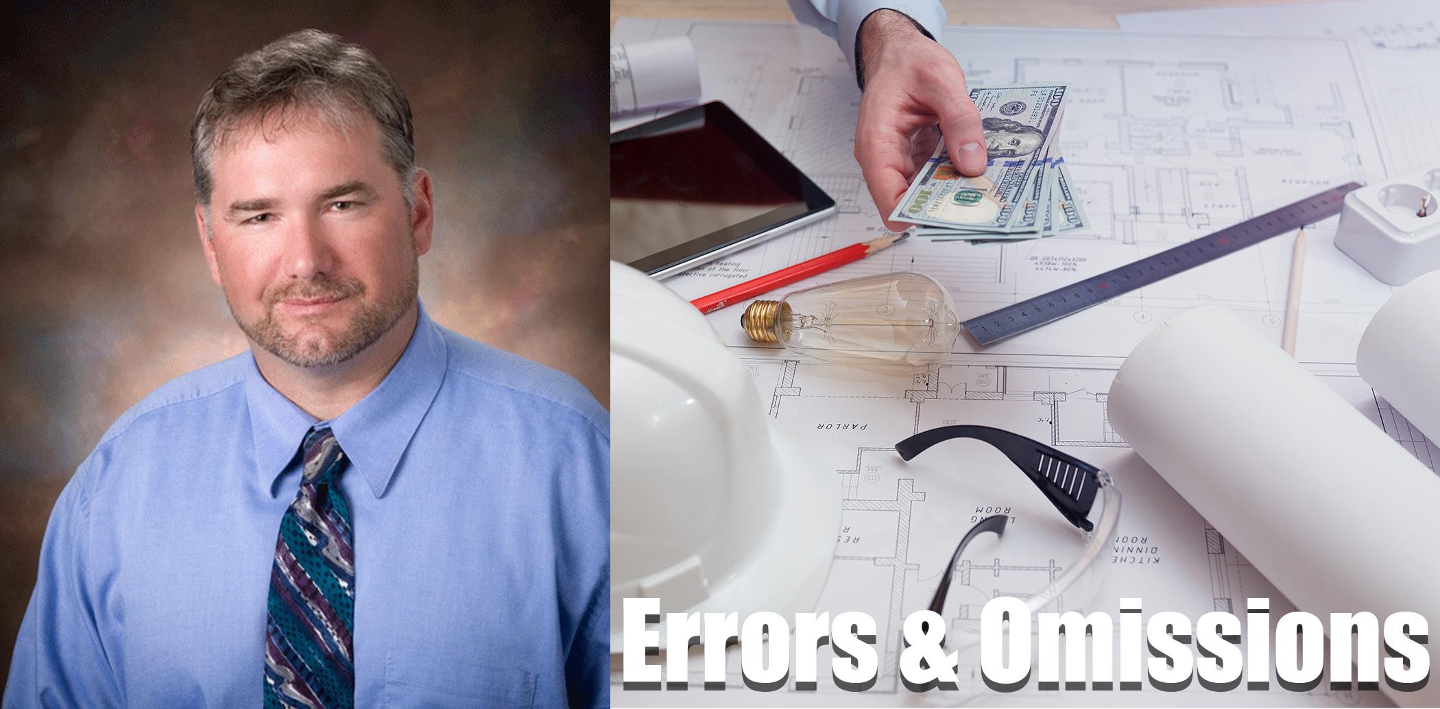 errors omissions
