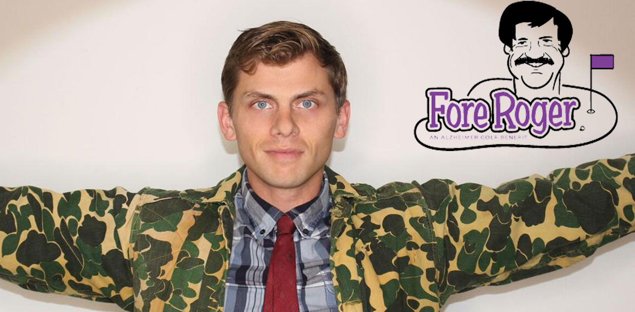 Charlie Berens Fore Roger