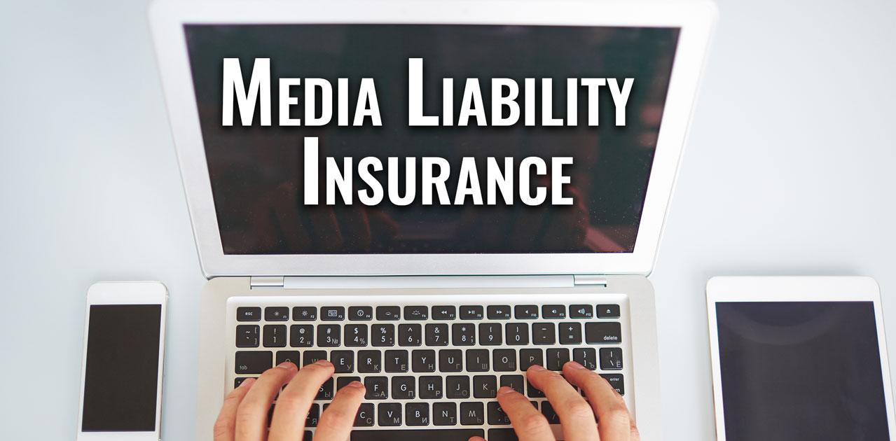 media liability insurance