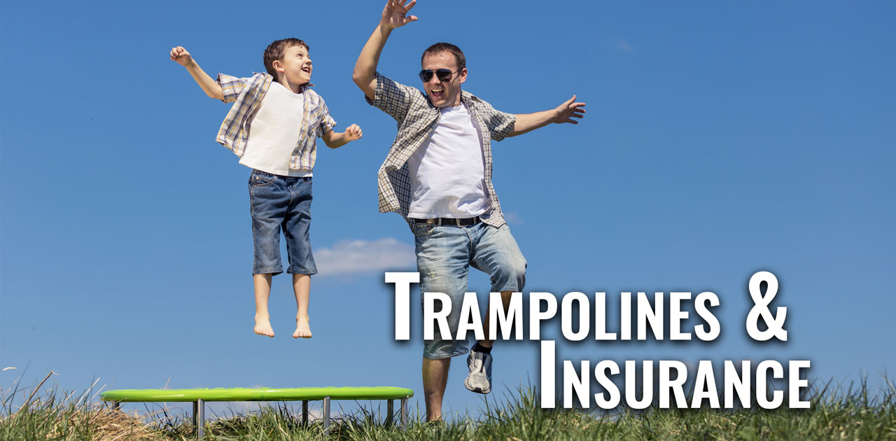 trampoline insurance