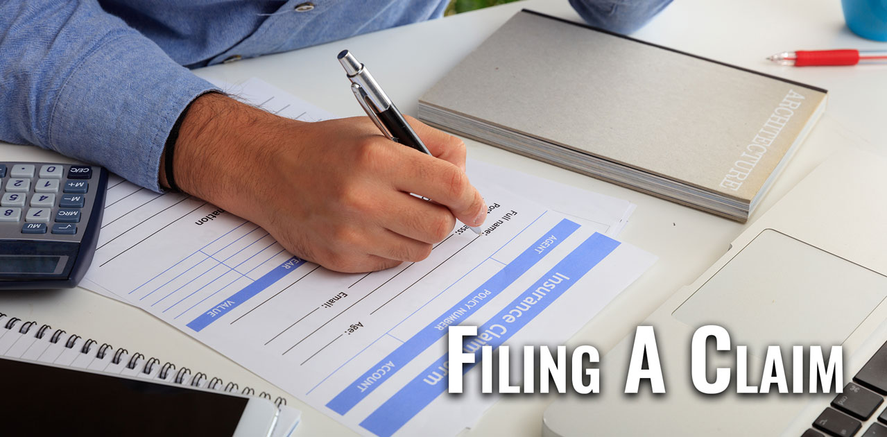 how to file an insurance claim