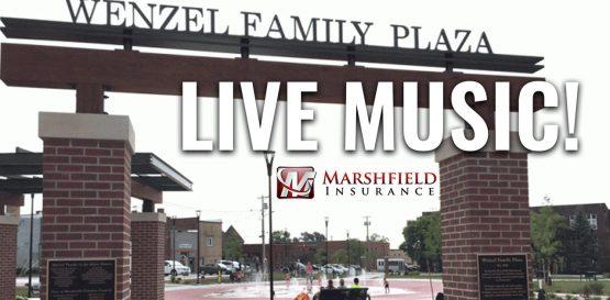 Marshfield Insurance Sponsors Hub City Concert Series ...