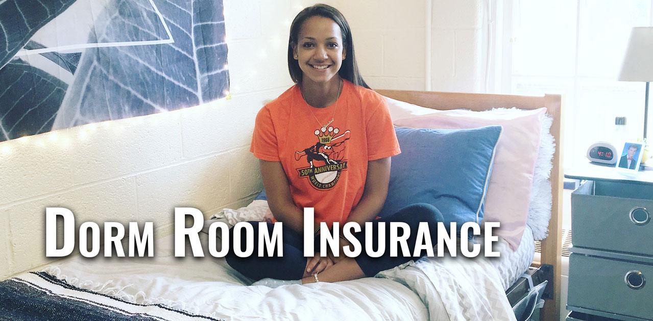 dorm room insurance