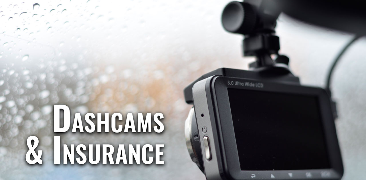dashcams insurance